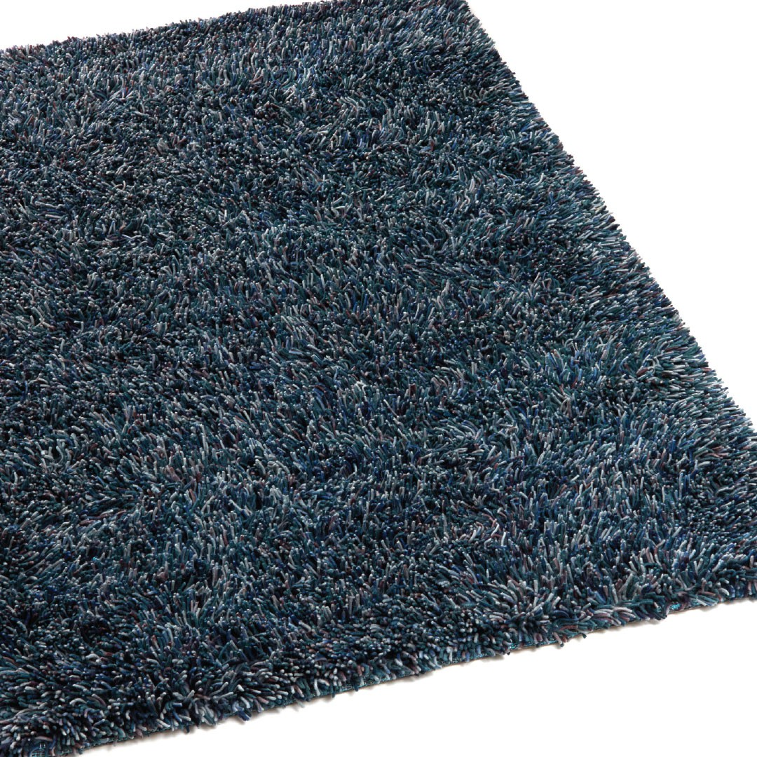 Brinker Carpets Angora Teal Blue