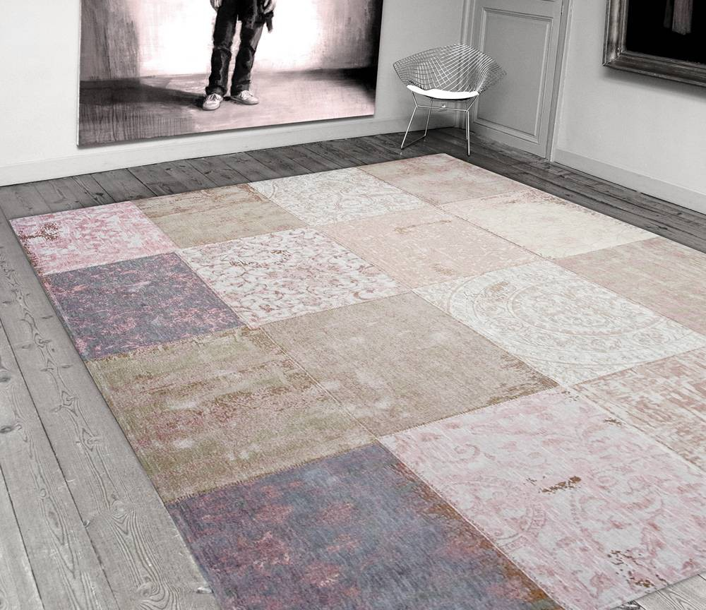 Louis De Poortere Cameo Bolshoi Pink 8238