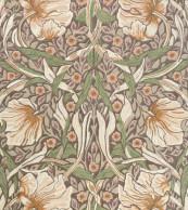 Morris & Co Pimpernel Aubergine 028805