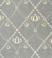Pure Morris Trellis Lightish Grey 029104