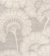 Florence Broadhurst Japanese Floral Oyster 039701