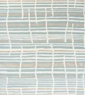 Florence Broadhurst Tortoiseshell Stripe Jade 039808