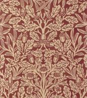 Morris & Co Oak Crimson 27900