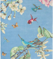 Wedgwood Hummingbird Blue 37808