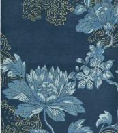 Wedgwood Fabled Floral Navy 37508