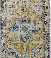 Louis De Poortere Antiquarian Heriz Amir Gold 8704