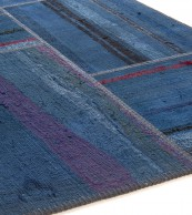 Brinker Carpets Ethnic Dark Blue