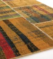 Brinker Carpets Ethnic Yellow