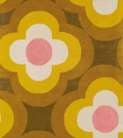Orla Kiely Pulse Yellow 060306