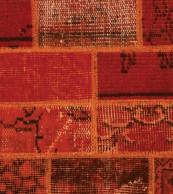 Brinker Carpets Vintage Orange