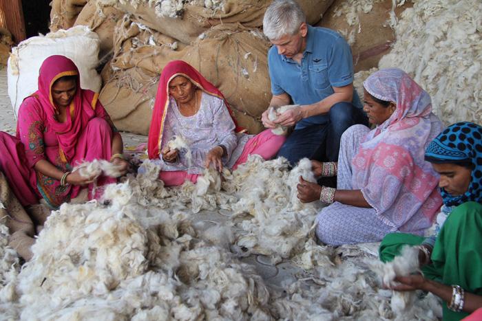 De Munk Carpets Nepal vloerkleden 1